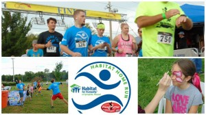 Habitat Home Run-collage