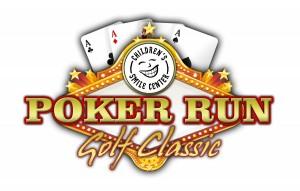 Smile Center Poker Run Golf Classic logo 2018