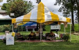 DSGO Tent