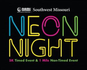 NAMI Neon Run-logo