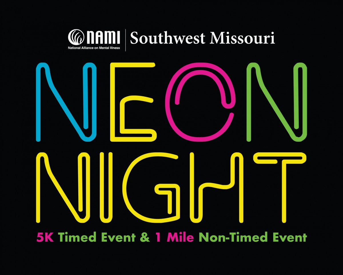 NAMI Neon Night Run for Suicide Prevention
